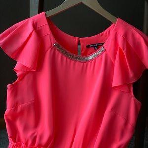 Gianni Bini HOT pink dress 💞